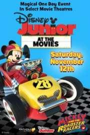 Disney Junior At Movies W Mickey
